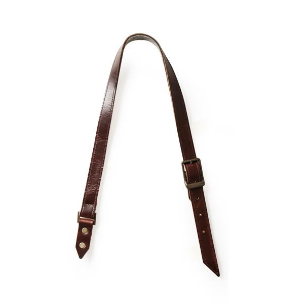 【icleaXbag】handmade apron strap 皮帶式手工工作圍裙脖圍