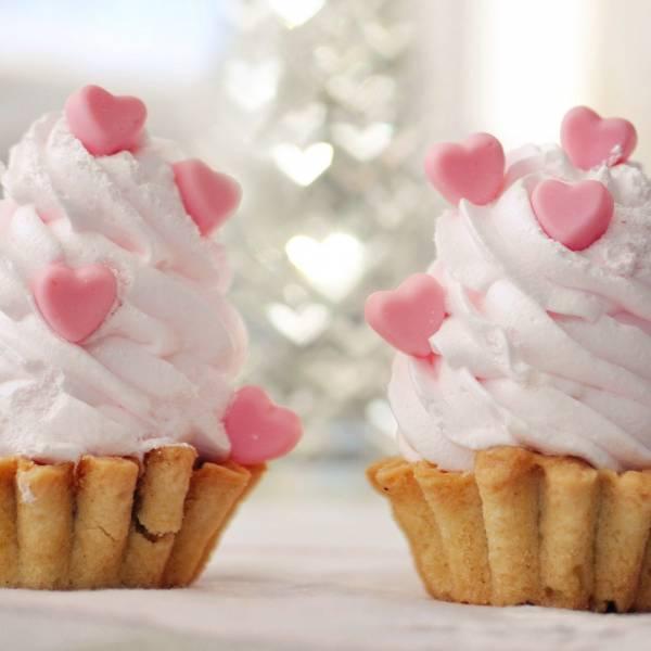 《好事成雙粉紅派對奶油塔》