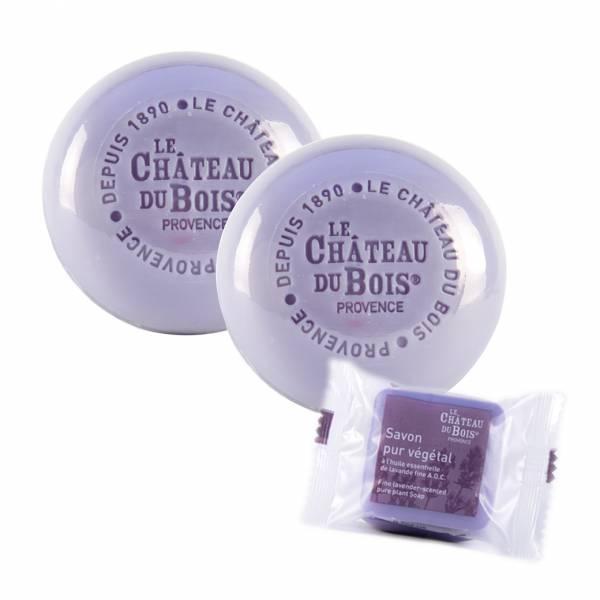 薰衣草植物皂 100g(2入)贈25g旅行皂1入 薰衣草,天然,植物皂,肌膚滑順不黏膩,法國,普羅旺斯,清爽乾淨