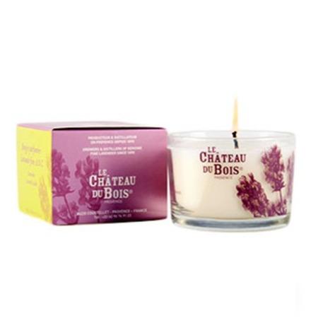 薰衣草香氛蠟燭 145g 薰衣草,精油,天然,香氛蠟燭,放鬆愉悅,香味,普羅旺斯,法國