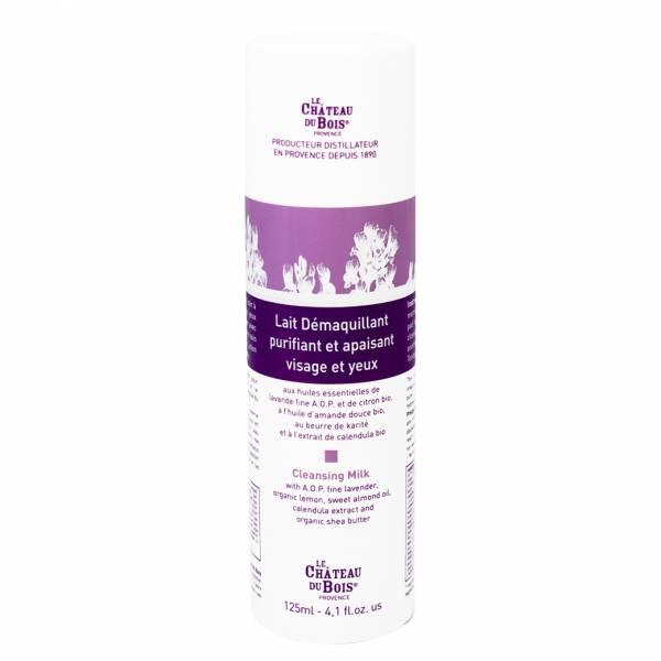 純淨柔潤卸妝乳 125mL 薰衣草,精油,保養,卸妝乳,溫和,不刺痛,洗臉,輕鬆卸除彩妝
