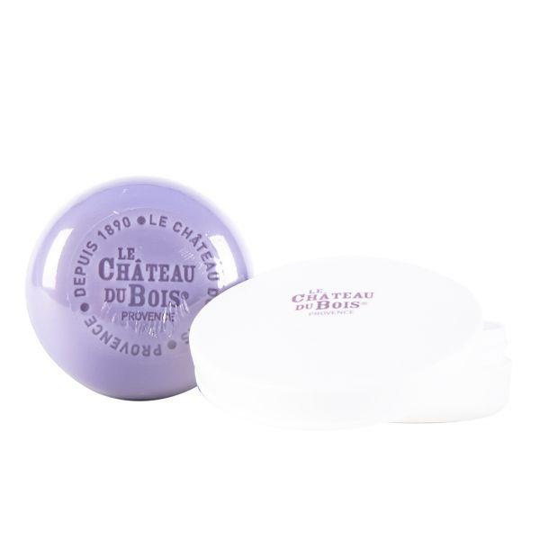 薰衣草植物皂 100g (紫字旅行盒)