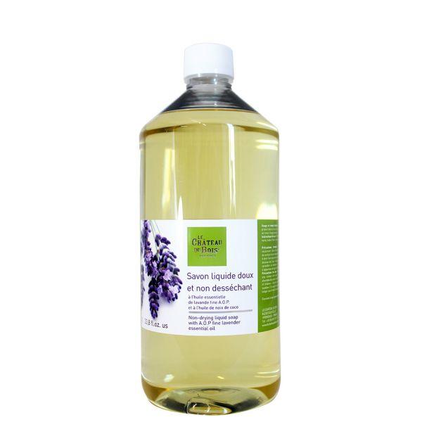 花香液皂1公升