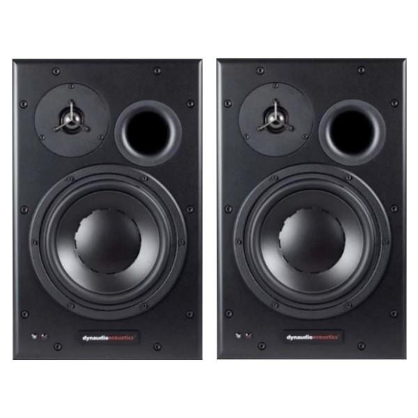 Dynaudio BM15A 10吋主動式監聽喇叭【一對 二顆/台灣公司貨保固/丹麥品牌】
