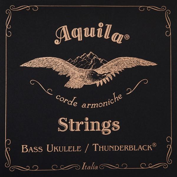 Aquila U-BASS 弦【Bass Ukulele/ThunderBlack/UBASS弦專賣店】