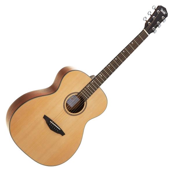Veelah 吉他 VOSM 雲杉木 民謠吉他 附贈Veelah原廠琴袋 OM桶身 台灣公司貨【木吉他】