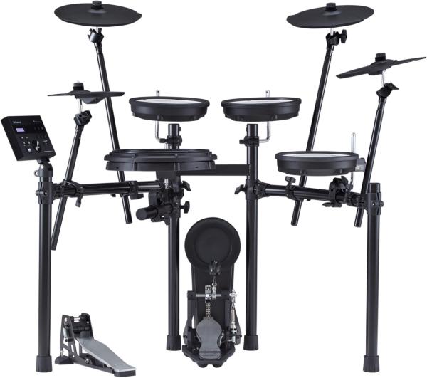 Roland TD-07KX 電子鼓 全網狀鼓面 附大鼓踏板/鼓椅/鼓棒/TD07KX/原廠公司貨一年保固 附大鼓踏板/鼓椅/鼓棒/TD07KX/原廠公司貨一年保固