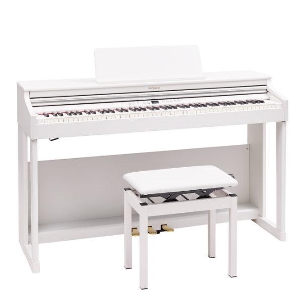 【預購】Roland RP701 電鋼琴 88鍵 滑蓋式 白色 附 原廠琴架 / 三音踏板 鋼琴椅 rp701,roland rp701,電鋼琴專賣店,電鋼琴,FP30x,FP-30x,fp30,roland fp30,roland fp-30x