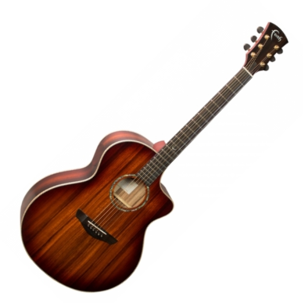 Faith 英國名牌 FNCBMB 41吋 全單板 民謠吉他 附贈吉他硬盒 CASE 印尼製【型號:FNCBMB/木吉他】
