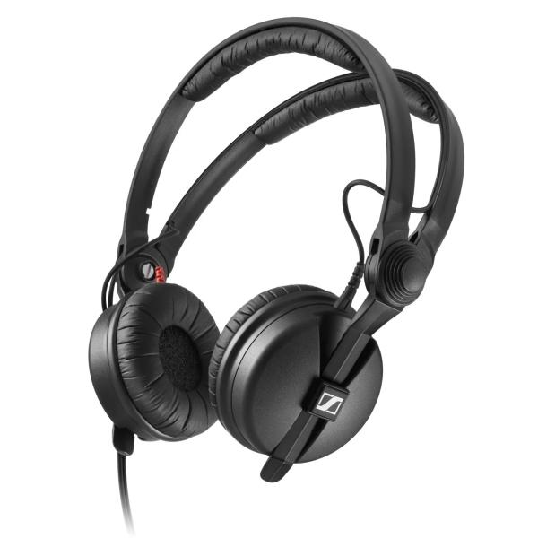 德國森海賽爾 SENNHEISER HD 25 頭戴式監聽耳機 台灣公司貨 原廠保固兩年【HD25】