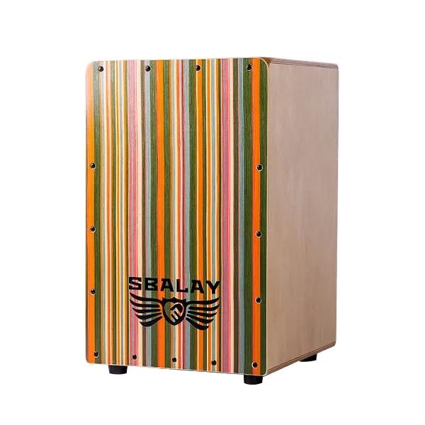 SBALAY SCJ-HPL2 木箱鼓 附原廠雙肩背袋/防滑座墊 原廠公司貨 SBALAY SCJ-HPL2 木箱鼓