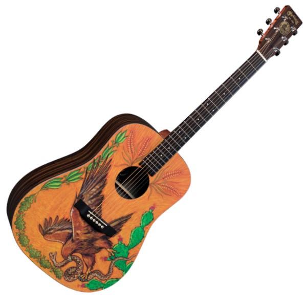 Martin DXMAE 30TH 可插電單板民謠吉他 30週年限量琴款 桶身: D桶 另贈琴袋【電木吉他/台灣總代理/公司貨】