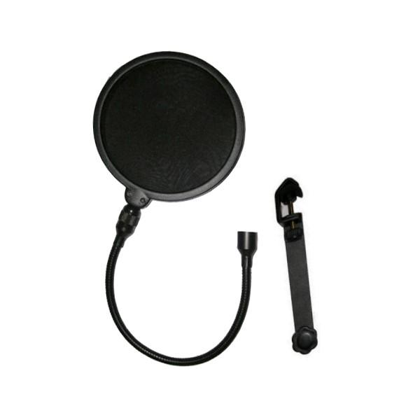 W&H MA01 單網 麥克風防噴罩/口水罩/噴麥罩【Superlux】
