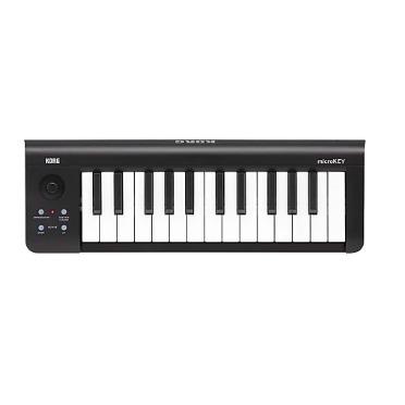 KORG MicroKey2 25鍵 主控鍵盤 / MIDI鍵盤 / USB 介面 台灣公司貨 microkey