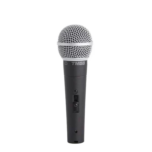 Superlux TM58S 心型動圈式人聲麥克風 專為演講和演唱設計
