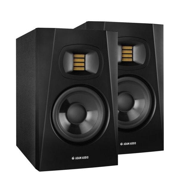 Adam T5V 主動式 監聽喇叭 5吋 / 一對 二顆 台灣公司貨 adam,t5v,adam t5v,監聽喇叭,t5v 台灣,adam t5v 監聽喇叭,台灣總代理,台灣公司貨