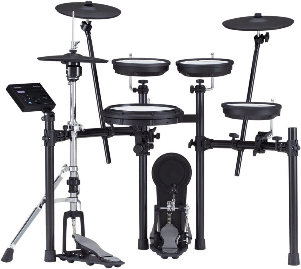 Roland TD-07KVX 頂級電子鼓 全網狀鼓面 浮動式 Hi-Hat 附大鼓踏板/鼓椅/鼓棒/Hi-Hat 架/TD07KVX/原廠公司貨一年保固 附大鼓踏板/鼓椅/鼓棒/Hi-Hat 架/TD07KVX/原廠公司貨一年保固