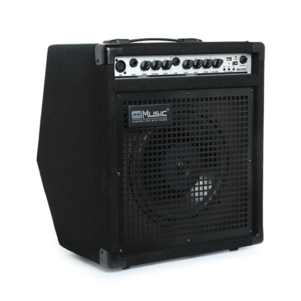 Coolmusic DK-35S 多功能樂器藍牙音箱 50瓦【吉他/貝斯/鍵盤/人聲/街頭藝人音箱/DK35S】