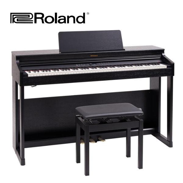 【預購】Roland RP701 電鋼琴 88鍵 滑蓋式 黑色 附 原廠琴架 / 三音踏板 鋼琴椅 rp701,roland rp701,電鋼琴專賣店,電鋼琴,FP30x,FP-30x,fp30,roland fp30,roland fp-30x