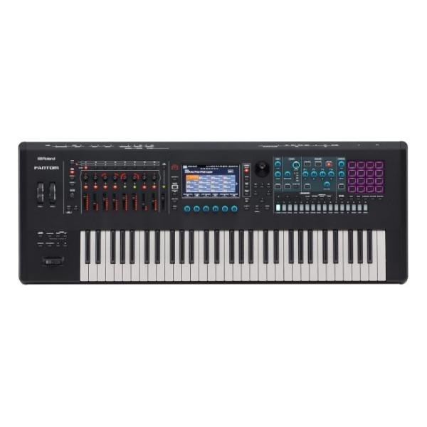 Roland FANTOM6 61 鍵半重鍵鍵盤 合成器【FANTOM-6】