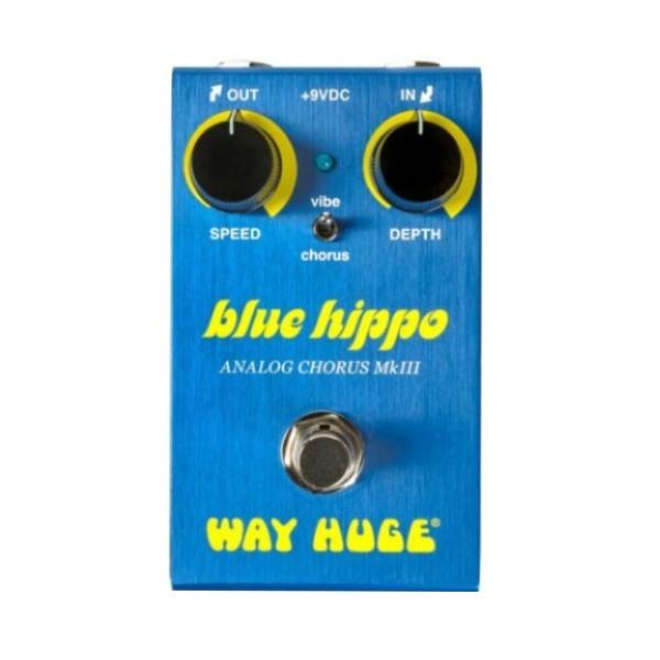 Dunlop WM61 類比和聲效果器【Blue Hippo/Analog Chorus MkIII/Way Huge】