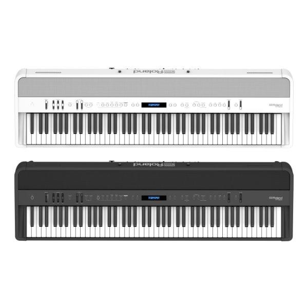 【預購】Roland FP-90X 樂蘭 88鍵 數位電鋼琴 附中文說明書、另附琴椅 支援藍芽連線【FP90X】