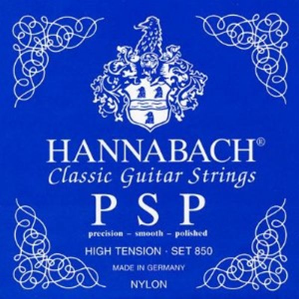 HANNABACH 850HT 高張力古典吉他弦【古典弦專賣店/尼龍弦/850-HT】