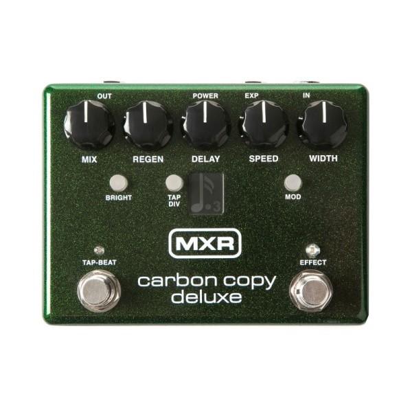Dunlop M292 類比延遲效果器【Carbon Copy Deluxe/Analog Delay】