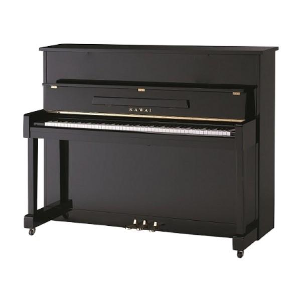 河合 KAWAI K25 直立式鋼琴 加長鍵盤長度設計提昇觸鍵感 台灣公司貨