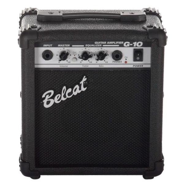 Belcat G-10 超值 10瓦 電吉他音箱【內建破音效果/G10】