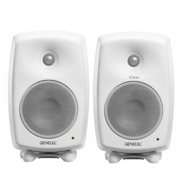 Genelec 8030C 主動式監聽喇叭 白色 / 一對二顆 台灣公司貨 芬蘭製造 4吋單體 錄音室專業監聽 五年保固 GENELEC 8030 白 8030c,8020,8020d,genelec,genelec 8010,8010a,8010ap,genelec 監聽喇叭,genelec 台灣,監聽喇叭