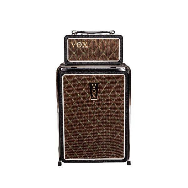 VOX MSB25 25瓦電吉他音箱 音箱頭(最大輸出50瓦)+喇叭箱體(1x10吋-8歐姆)【原廠公司貨一年保固/Mini Superbeetle/MSB-25】