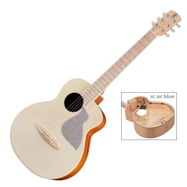 色彩鳥吉他 aNueNue MC10 AME 杏奶白/可插電 小吉他 附多樣配件 MC10,彩色鳥吉他,MY10,鳥吉他,M1,M1 ANUENUE,鳥吉他M10,鳥吉他旅行吉他,鳥吉他PTT,鳥吉他M20,鳥吉他M12,鳥吉他價格,ANUENUE吉他評價,ANUENUE旅行吉他,ANUENUE吉他價錢,aNueNue M20,鳥吉他,單板吉他