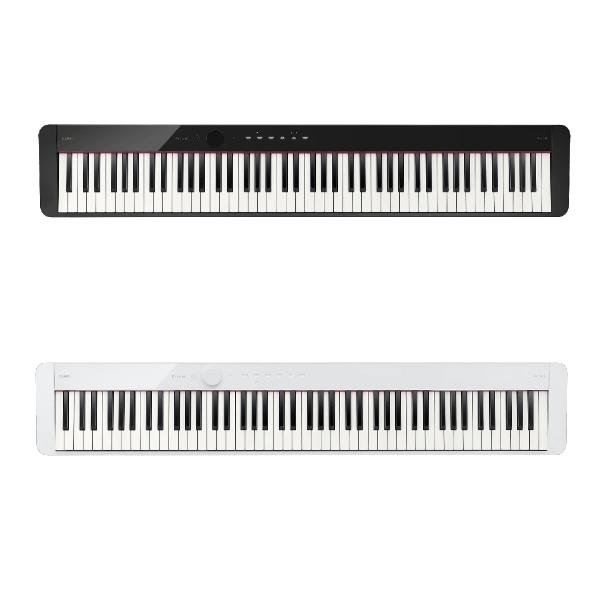 Casio 卡西歐 Privia PX-S1100 便攜式 88 鍵數位鋼琴/電鋼琴 原廠公司貨 附原廠三音踏板 藍牙接收器【PXS1100】 附原廠三音踏板 藍牙接收器【PXS1100】