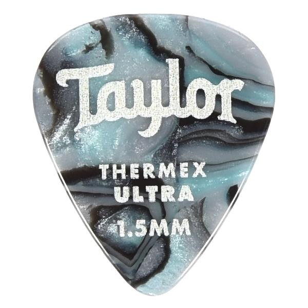 Taylor 超頂級彈片 Thermex Ultra Picks Abalone 進口原廠彈片 Pick【厚度:1.0mm/1.25mm/1.5mm】