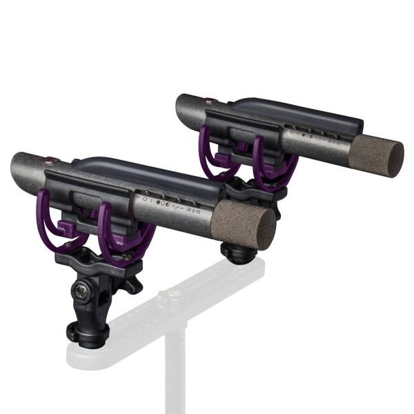 Aston Starlight Stereo Pair 電容式麥克風 心形指向 立體聲套裝組/二支 內建2類雷射光瞄準器 附防震架 Aston Starlight Stereo Pair 電容式麥克風 心形指向 立體聲套裝組/二支 內建2類雷射光瞄準器 附防震架