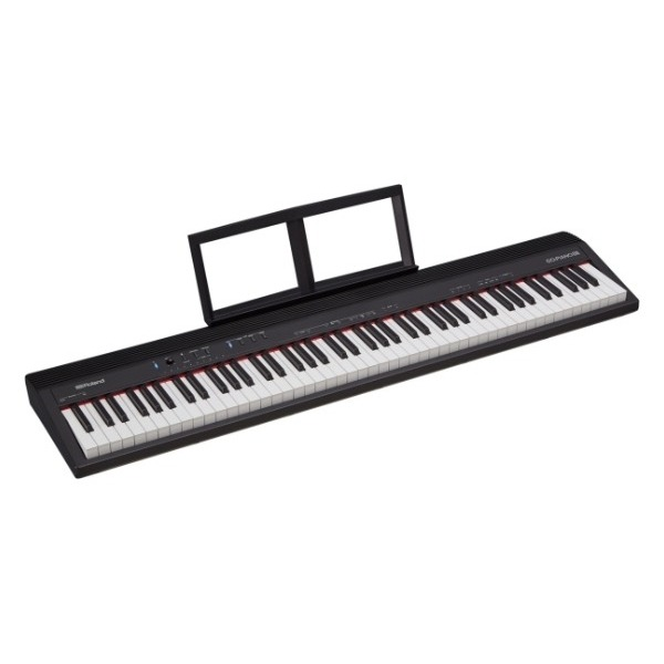 Roland 樂蘭 GO:PIANO 88 88鍵 全音域電鋼琴/數位鋼琴 附原廠配件 原廠一年保固 附延音踏板【GO-88P】 Roland 樂蘭 GO:PIANO 88 88鍵 全音域電鋼琴/數位鋼琴 附原廠配件 原廠一年保固 附延音踏板【GO-88P】