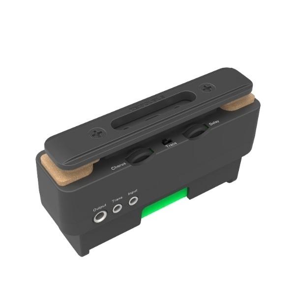 Double U0 烏克麗麗專用 同頻加振拾音器 Double U0 烏克麗麗專用 同頻加振拾音器