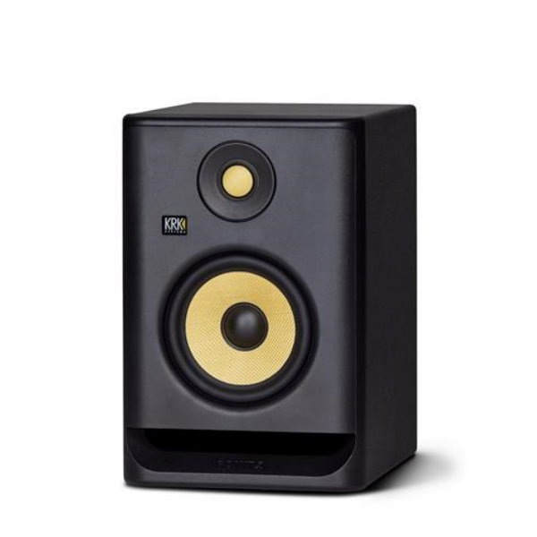 KRK Rokit RP5G4 主動式監聽喇叭 5吋錄音室專用 黑色/單一顆 台灣公司貨 krk,KRK RP5G4,RP5G4,監聽喇叭,小新樂器館,樂器館,小新吉他館,錄音室,krk 監聽喇叭,5吋喇叭