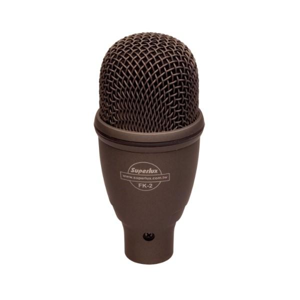 Superlux FK2 大鼓收音專用 動圈式麥克風 超心形指向