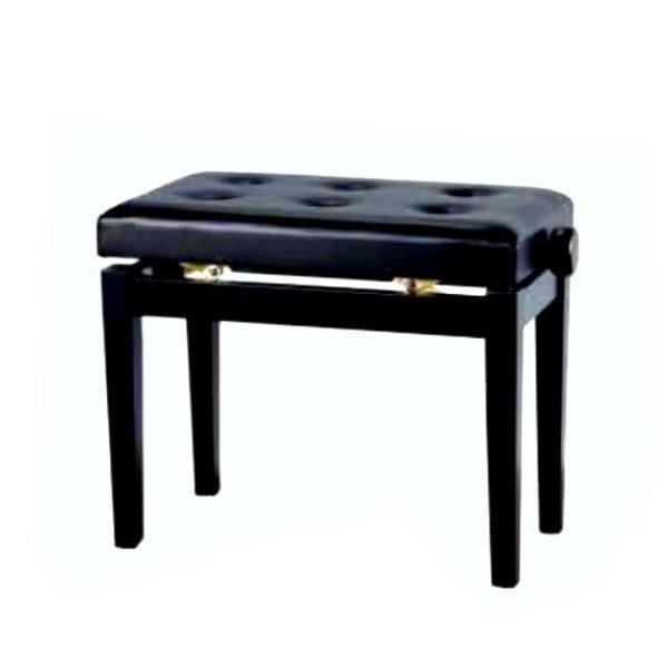 PIANO BENCH 黑色鋼琴椅 PJ009 可調整高度鋼琴椅/電鋼琴椅/電子琴椅/piano琴椅/Keyboard椅 鋼琴椅