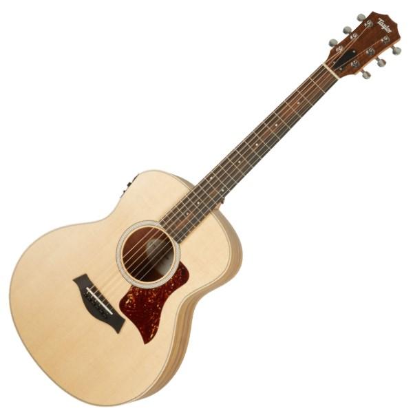 Taylor GS Mini E LTD BlackLimba 面單板 36吋 可插電木吉他【GS桶身/附原廠琴袋/內建調音功能/台灣公司貨】
