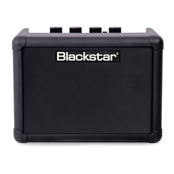 Blackstar Fly3 Bluetooth 藍芽版 黑星 單顆吉他音箱(可當電腦喇叭/電池可攜帶)內建破音與Delay效果器 台灣公司貨
