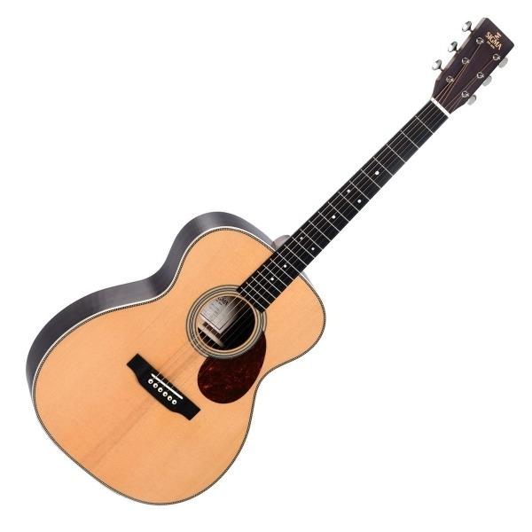 Sigma OMT-28H / 面單板 民謠吉他41吋 OMT 28H 雲杉面單板/經典 000-14 桶身) 附贈 吉他袋 / 源自Martin吉他工藝 台灣公司貨 吉他,sigma吉他,omt-28h