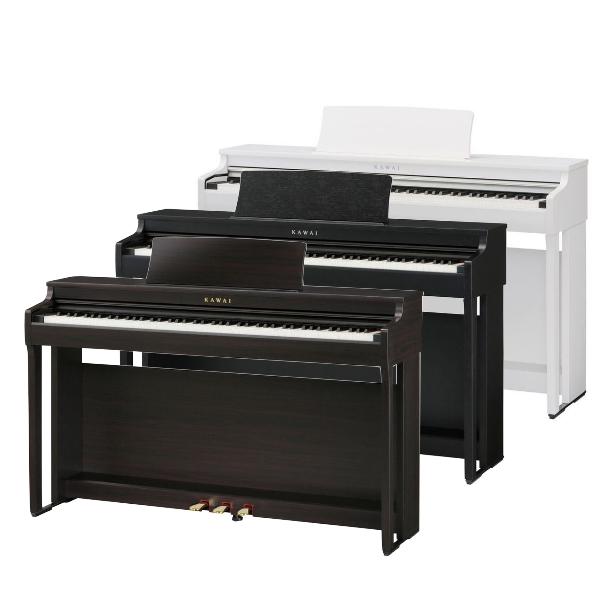 河合 KAWAI CN-29 數位鋼琴 原廠總代理一年保固(附贈KAWAI琴椅、譜架、耳機、原廠保證書)