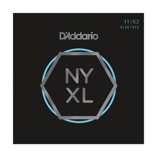 美國 DAddario NYXL-1152 (11-52) 電吉他弦【NYXL1152/吉他弦專賣店/DAddario】
