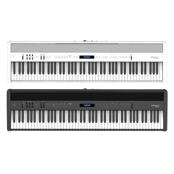 Roland 樂蘭 FP60X 88鍵 數位電鋼琴 附中文說明書、支援藍芽音樂連線 【FP-60X】