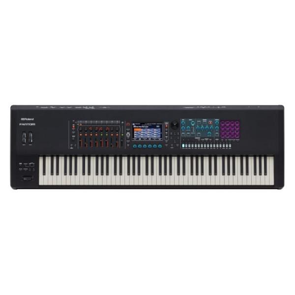 Roland FANTOM8 88 鍵半重鍵鍵盤 合成器【FANTOM-8】