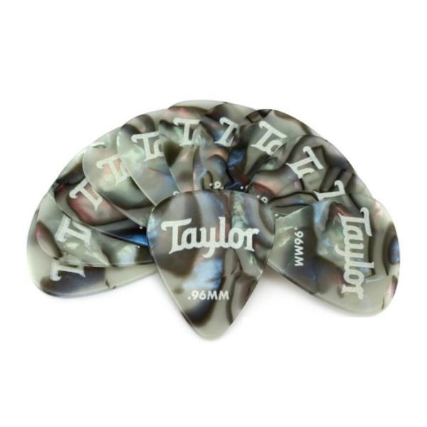 Taylor Celluloid 351 進口原廠彈片 Pick【厚度:0.46mm/0.71mm/0.96mm/1.21mm】