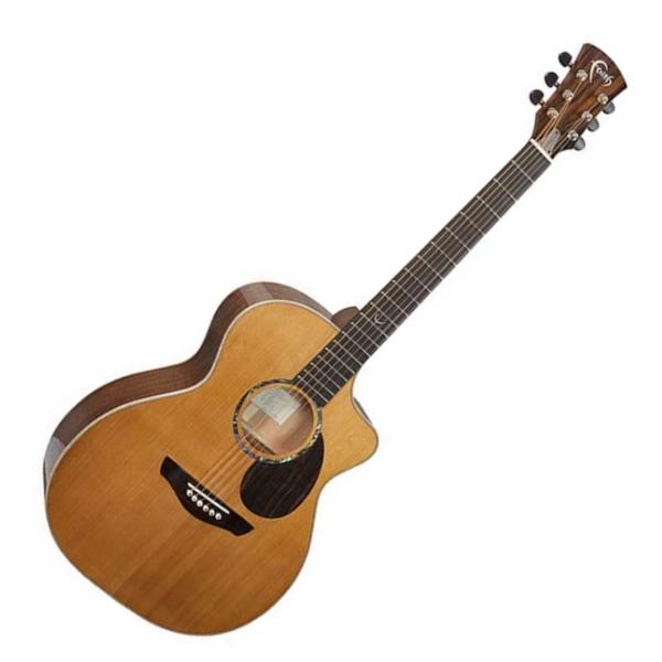 Faith 英國名牌 FG1HC-NPX 41吋 全單板 民謠吉他 附贈吉他硬盒 CASE 印尼製【型號:FG1HC-NPX/木吉他】
